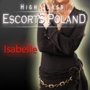 Isabelle Warsaw Escort Poland Agency